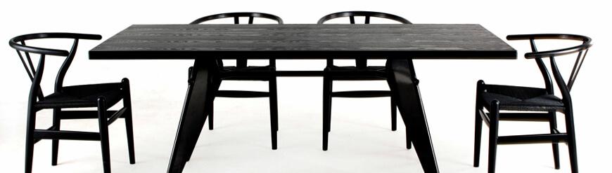 icónicos diseños de muebles del aclamado diseñador y arquitecto Hans J. Wegner