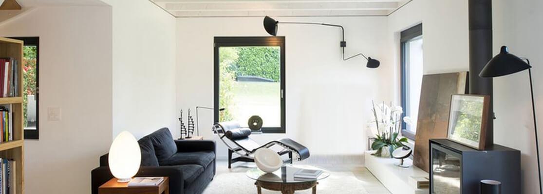 Inspiration de l'applique Mouille 2 bras du célèbre designer Serge Mouille