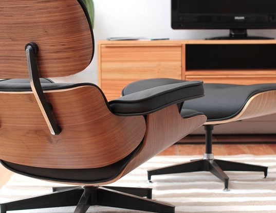 Sillón Eames Lounge Chair