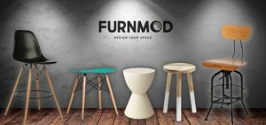 Taburetes de diseño Furnmod