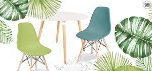 Ideas para combinaciones de muebles de diseño con personalidad